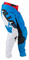 Мотоштаны Alias A2 PANT RED/NEON BLUE 38
