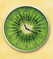 """Схема для повної вишивки бісером """"Годинник Ківі"""" D-399"""