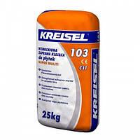 "Клей для плитки ""SUPER-MULTI"" 103 ""Kreisel"" 25 кг"