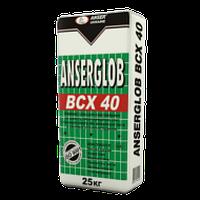 """Клей для приклеивания и защиты теплоизоляции """"ВСХ-40"""" """"Anserglob"""" 25 кг"""