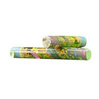 Хлопушка Angel Gift 60 см, конфити бумажные прямоугольники