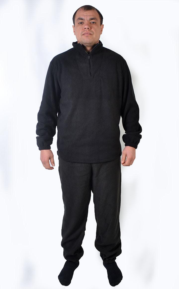 Комплект  чоловічої флісової натільної білизни