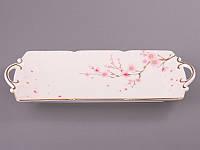 Блюдо с ручками Lefard Сакура 27х13 см 264-329