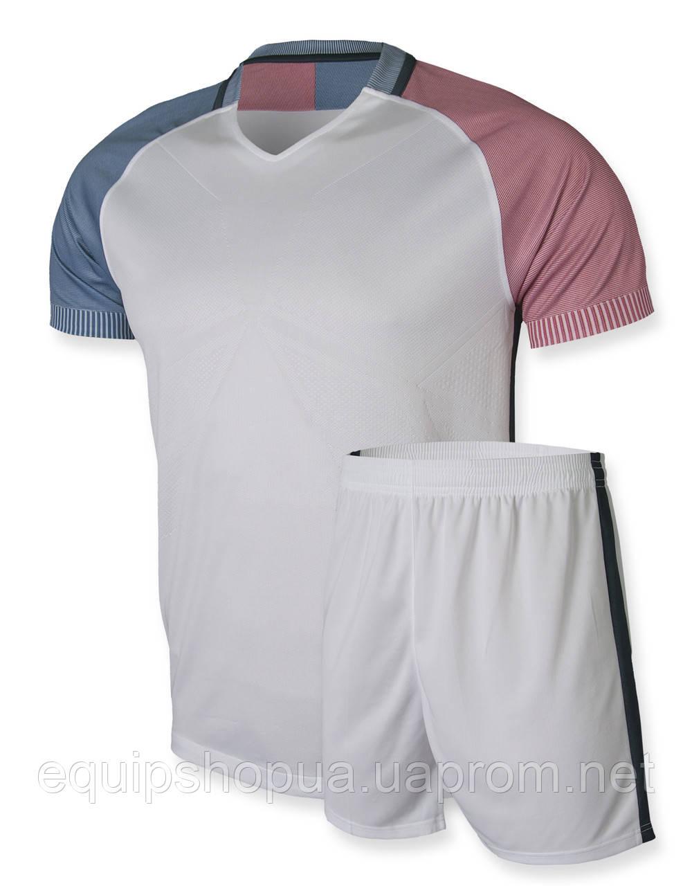 Футбольная форма Europaw 012 белая