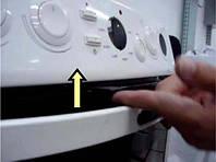 Замена уплотнителя на дверце духовки
