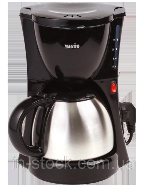 Кофеварка MAGIO МG-343