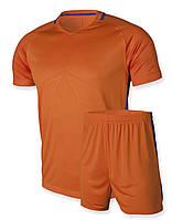 Футбольная форма Europaw 012 оранжевая