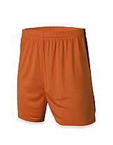 Футбольная форма Europaw 012 оранжевая, фото 3