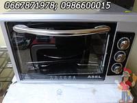 Электрическая духовка для выпечки ASEL AF - 0713, электродуховка Асель на 50 литров