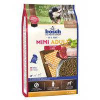Сухой корм Bosch Adult Mini Lamb & Rice 1 кг.