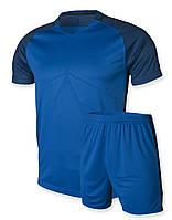 Футбольная форма Europaw 012 синяя