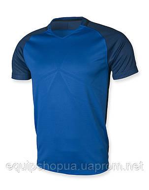 Футбольная форма Europaw 012 синяя, фото 2