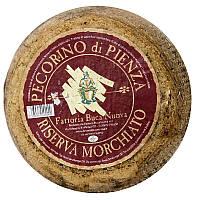 Сир овечий Ресогіпо di Pienza Riserva Morchiato Пекоріно di Pienza