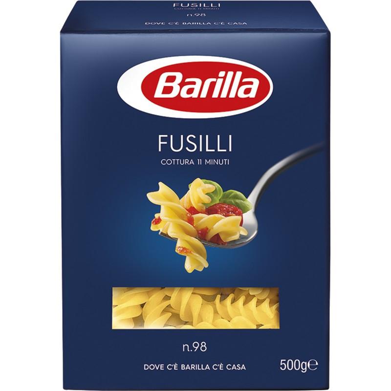 Barilla n98 Fusilli (500г)