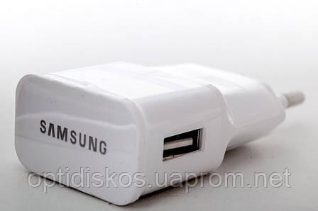 Переходник от сети для USB устройств, Samsung, 2A (оригинал), фото 2