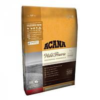 Acana WILD PRAIRIE CAT (АКАНА Вайлд Прерия Кэт) - беззерновой корм для котят и кошек (птица/рыба), 5.4кг