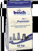 Bosch DOG Premium 20 кг - премиум корм для собак всех пород