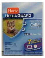 Hartz Ultra Guard Ошейник от блох и клещей для котов лиловый, 35 см
