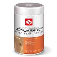 MonoArabica Ephiopia  Illy 250 грм(Зерно)Италия