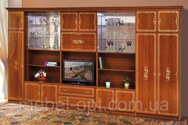 мебель для гостинной версаль 6 мебельные стенки для гостиной