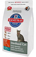 Hill`s (Хиллс) YOUNG ADULT Sterilised Cat Tuna - корм для стерил. кошек и кастрир. котов (тунец), 3.5кг