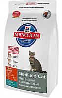 Hill`s (Хиллс) YOUNG ADULT Sterilised Cat Tuna - корм для стерил. кошек и кастрир. котов (тунец), 0.3кг