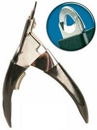 Trixie (Трикси) Кусачки-гильотина с прорезиненной ручкой, 11.5см
