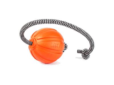 Collar LIKER Cord 9см - Лайкер Корд - мячик-игрушка для собак