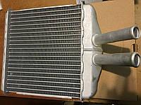 Радиатор  печки  Ланос