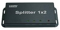 Делитель HDMI сигнала 1х2 HDSP0102N ver 1.4