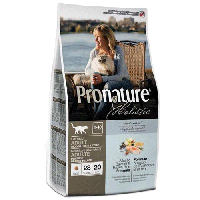 Pronature Holistic (Пронатюр Холистик) Cat ATLANTIC SALMON and BROWN RICE - корм для кошек (лосось/рис),5.44кг