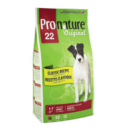 Pronature Original ALL BREEDS Adult LAMB and RICE 13 кг - корм для собак всех пород (ягненок/рис)