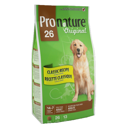 Pronature Original LARGE Adult 15 кг - корм для собак крупных пород (курица/рис)