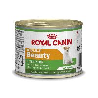 Royal Canin BEAUTY Adult - консервы для собак для поддержания здоровья шерсти и кожи, 195г