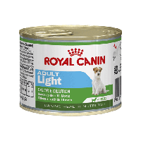 Royal Canin Adult LIGHT - консервы для собак, предрасположенных к полноте, 195г