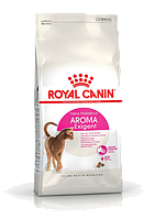 Royal Canin (Роял Канин) Aroma Exigent 10кг - корм для кошек, привередливых к АРОМАТУ корма