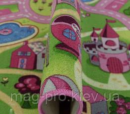 Детский ковер Sweet Town Милый город 2х3 для девочек, фото 2