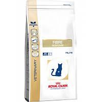 Royal Canin (Роял Канин) FIBRE RESPONSE - лечебный корм для кошек при нарушениях пищеварения, 0.4кг
