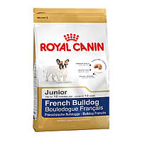 Royal Canin (Роял Канин) FRENCH BULLDOG Junior - корм для щенков французского бульдога, 1кг