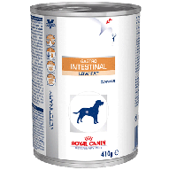 Royal Canin GASTRO INTESTINAL LOW FAT Canine 410г консервы - лечебный корм для собак