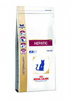 Royal Canin HEPATIC Feline - лечебный корм для кошек при болезнях печени, 2кг
