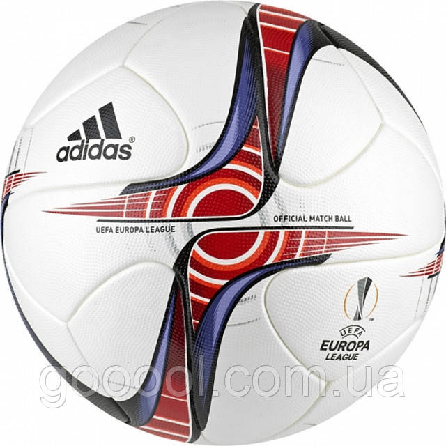 Официальный футбольный мяч Adidas Europa League 16/17 OMB AP1689
