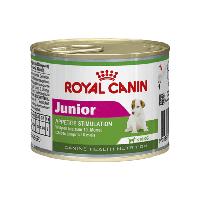 Royal Canin JUNIOR 195 г - консервы для щенков в возрасте до 10 месяцев