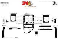 Тюнинг панели проборов (торпедо) Mercedes Vito 638 из 24 элем