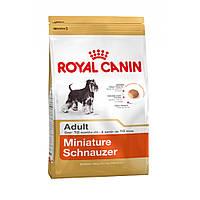Royal Canin SCHNAUZER Adult - корм для цвергшнауцеров, 7.5кг