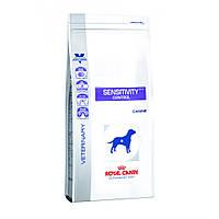 Royal Canin SENSITIVITY Canine- лечебный корм для собак при непереносимости кормов, 1.5кг