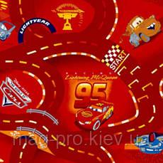 Детский ковер Тачки 3х4, фото 2