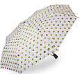 Женский зонт полуавтомат HAPPY RAIN U42276-2, белый , фото 2