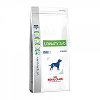 Royal Canin URINARY Canine 2кг - лечебный корм для собак при мочекаменной болезни