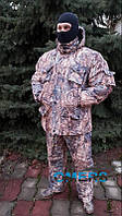 Зимний костюм для рыбалки и охоты Нива